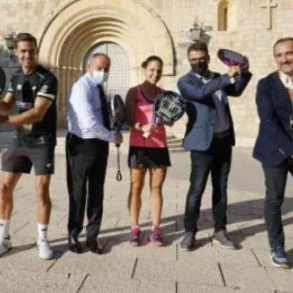 La prueba del World Padel Tour en Albacete ya inició y continúa hasta el 3 de octubre