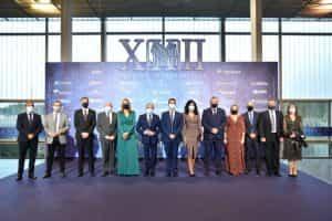 Entregados los Premios 'San Juan' de la Confederación de Empresarios de Albacete (FEDA)